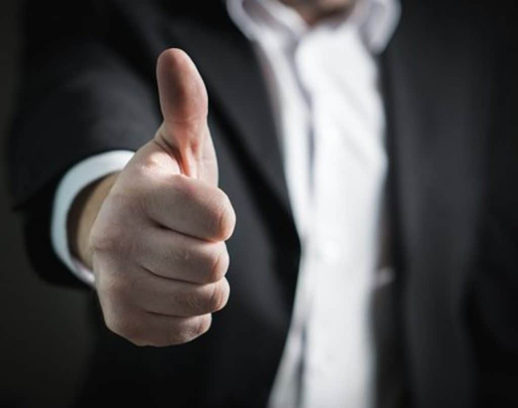 Thumbs Up Business